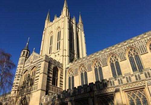Why you should visit Bury St Edmunds this Easter