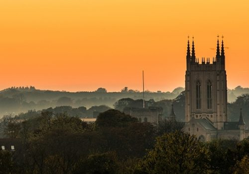 48 Hours in Historic Bury St Edmunds