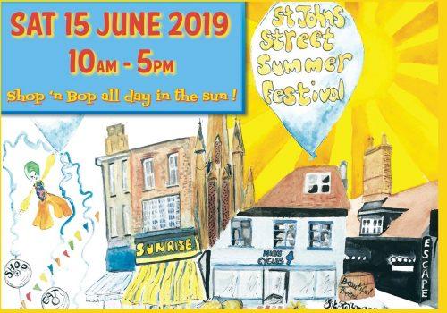 St John's Street Summer Festival