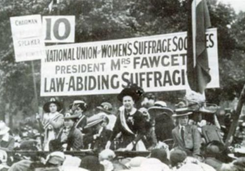 Millicent Fawcett and the Woman's Sufffrage movement