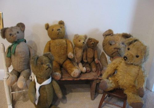 Clare Antique, Vintage and Artist Teddy Bear and Toy Fair - June 1&2