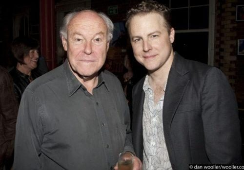 Timothy West CBE and Samuel West – in conversation
