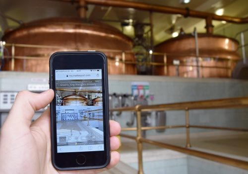 Greene King launches brewery website with virtual brewery tour