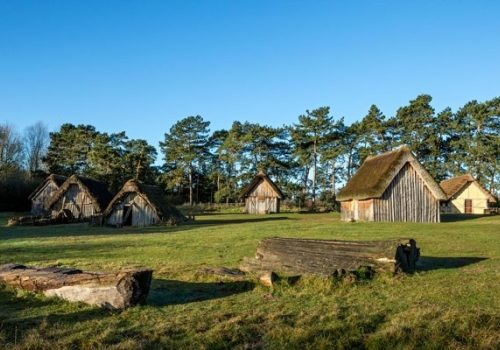 Preparing for a Feast at West Stow Anglo Saxon Village - September 22 & 23