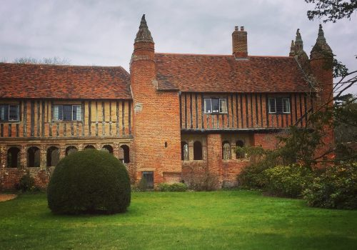 Take a Trip Back in Time at West Stow Hall