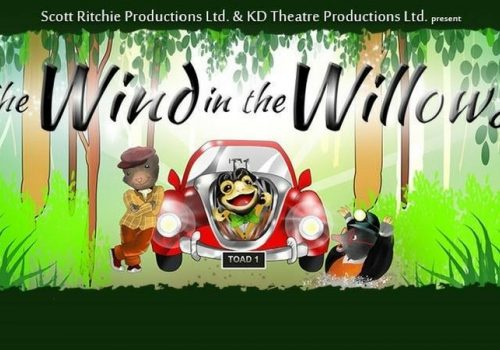The Wind in The Willows - April 18 - 20