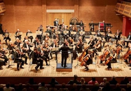 Wolsey Orchestra Spring Concert