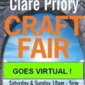 Virtual Clare Priory Craft Fair