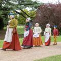 Eastertide at Kentwell Hall