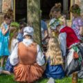 Tudor May Day Festival at Kentwell Hall