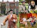 Kentwell Through The Ages - May 25-17
