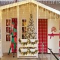 Meet Santa and his Elves at his Festive Grotto in Charter Square Bury St Edmunds December 1-24