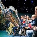 Teach Rex - meet a dinosaur!