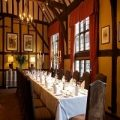 Rhône Valley wine dinner with M.Chapoutier at The Swan at Lavenham