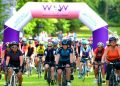 Women on Wheels Cycling Event