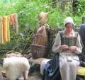 Wool and Topiary Weekend at Kentwell Hall - June 9 & 10