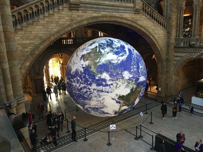 'Gaia' Awe-Inspiring Earth Sculpture Coming to The Apex
