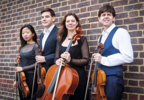 Bury Concert Series : Alke Quartet