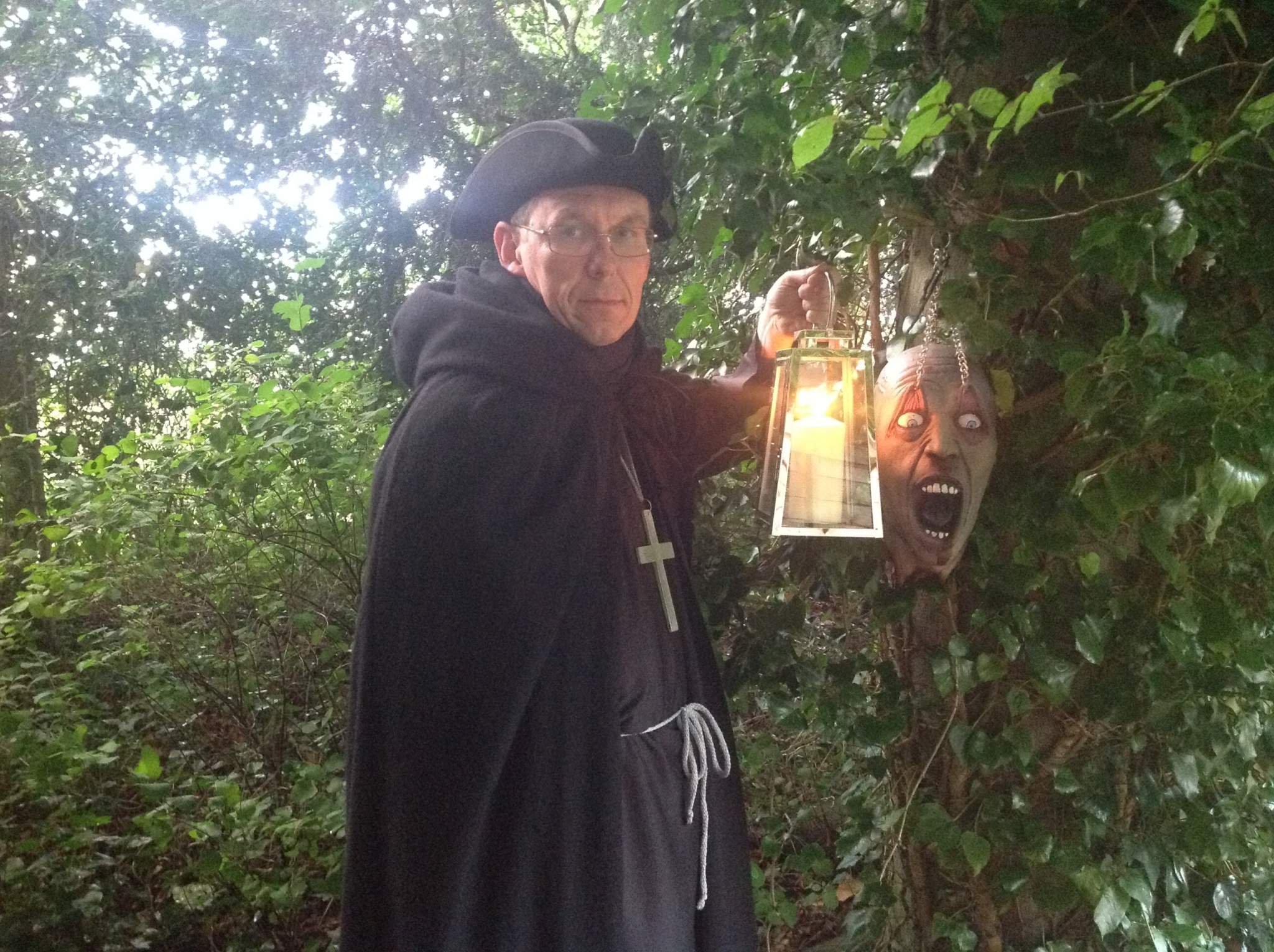 Dare You Take A Ghost Tour of Bury St Edmunds?