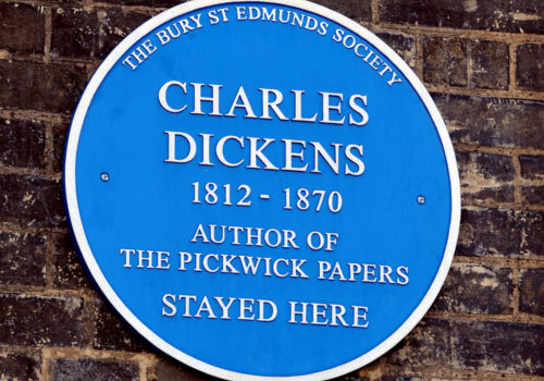 Explore Bury St Edmunds and Beyond's Literary Connections