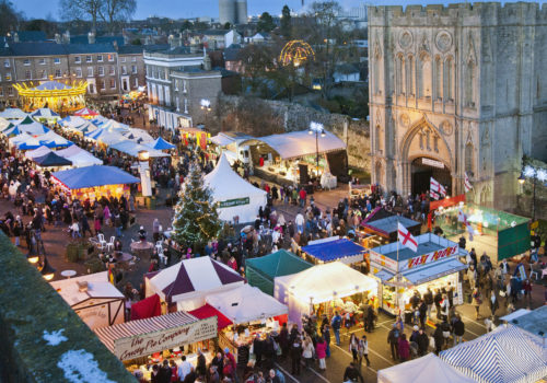 Top Picks for Bury St Edmunds Christmas Fayre 2018!