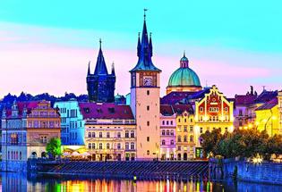 Киев - Прага