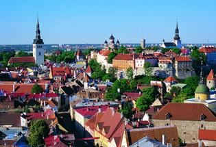 Минск - Таллин