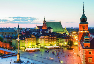 Минск - Варшава
