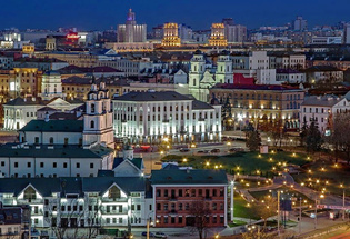 Санкт-Петербург - Минск