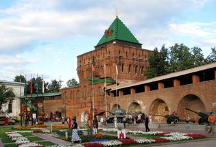 Москва - Нижний Новгород