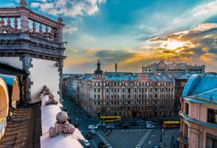 Москва - Санкт-Петербург