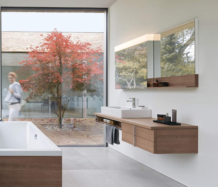 3 Stylish Approaches To Furniture That Maximise Bathroom Space