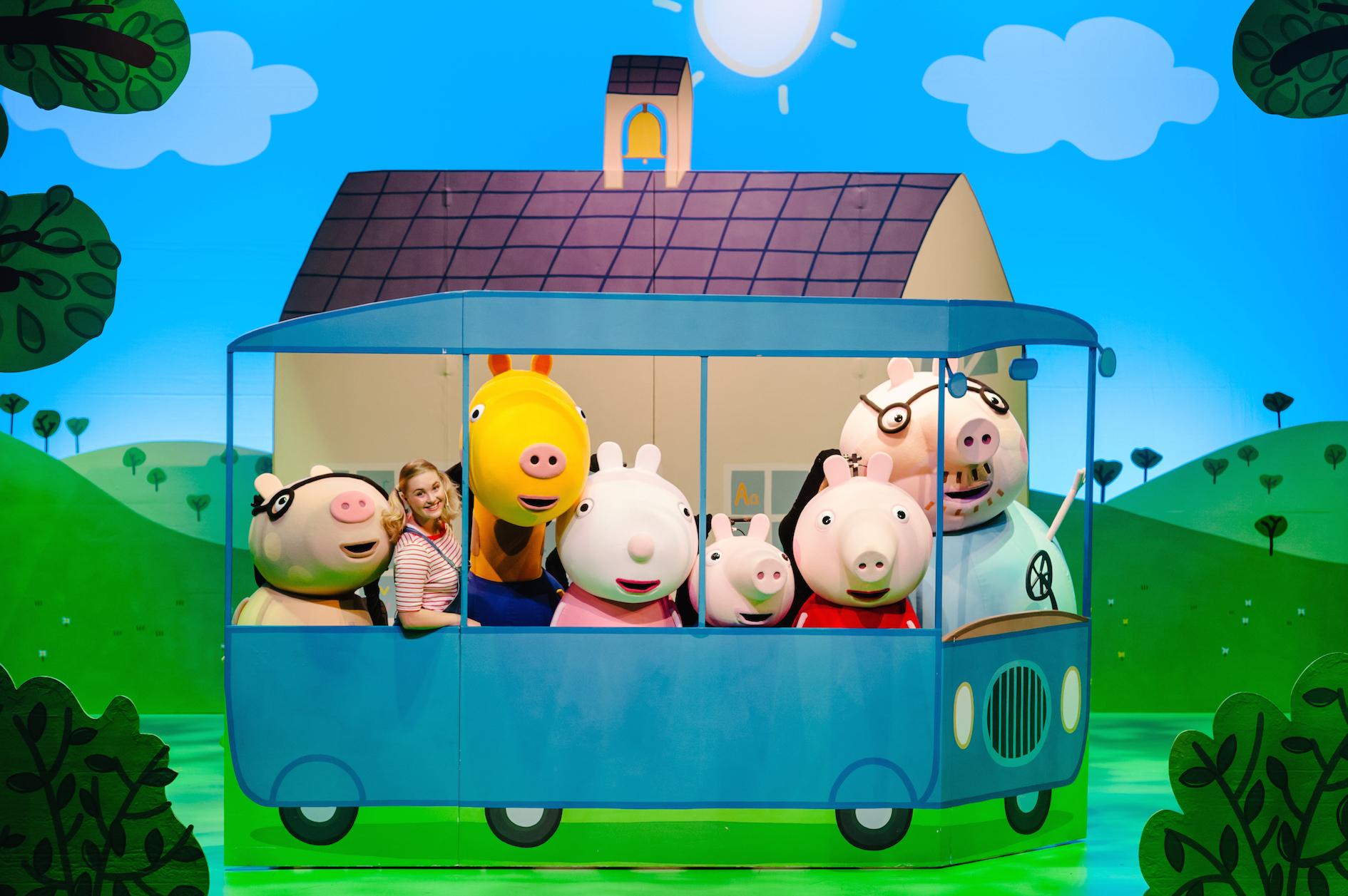Peppa Pig S Best Day Ever Buxton Opera House