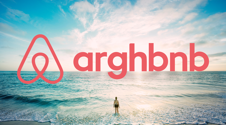 Airbnb referral scheme