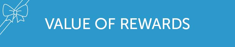 Value of rewards