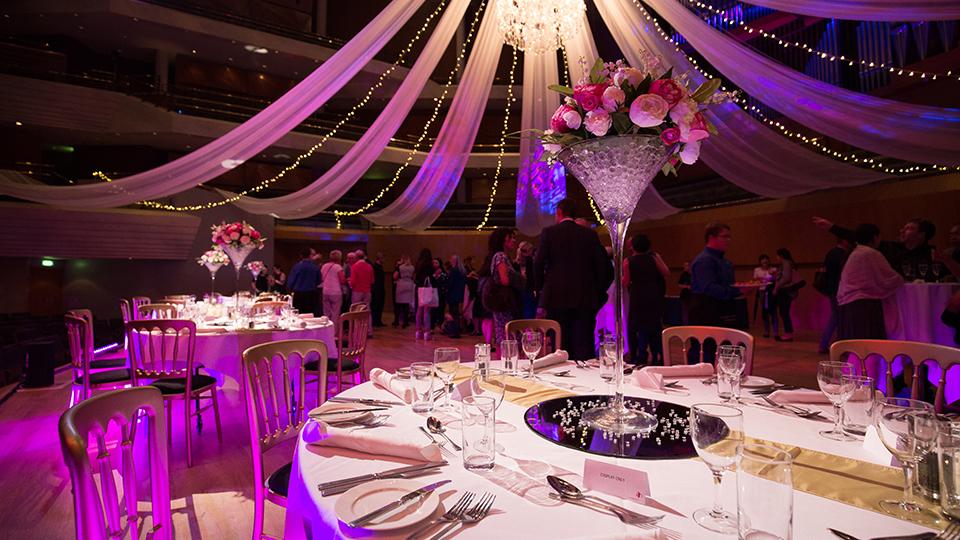 Weddings The Bridgewater Hall