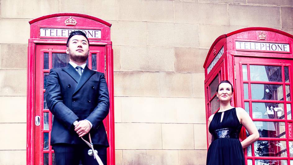 Aurora Duo - Manchester Mid-days 1819