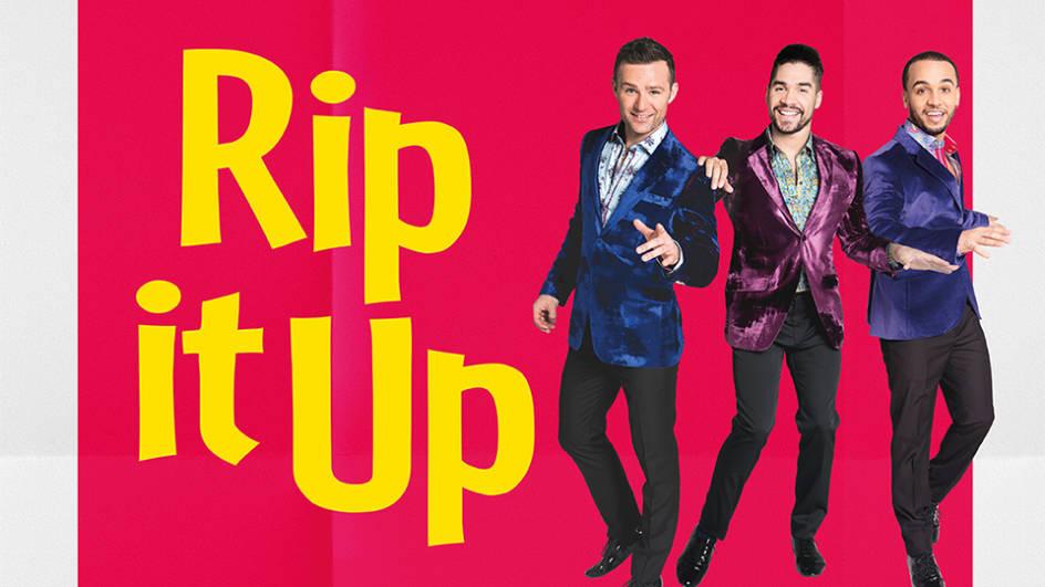 Rip It Up - The Bridgewater Hall