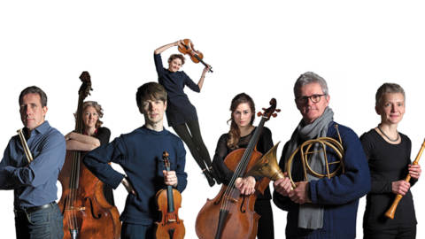Orchestra of the Age of Enlightenment - 1819 The Bridgewater Hall