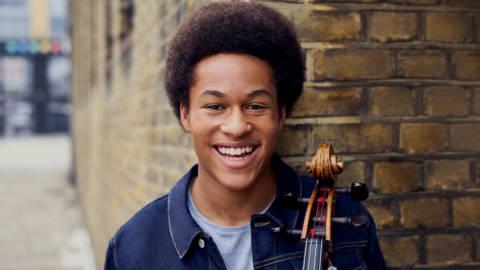 Sheku Kanneh-Mason cello - BBC Philharmonic 1 November 2018