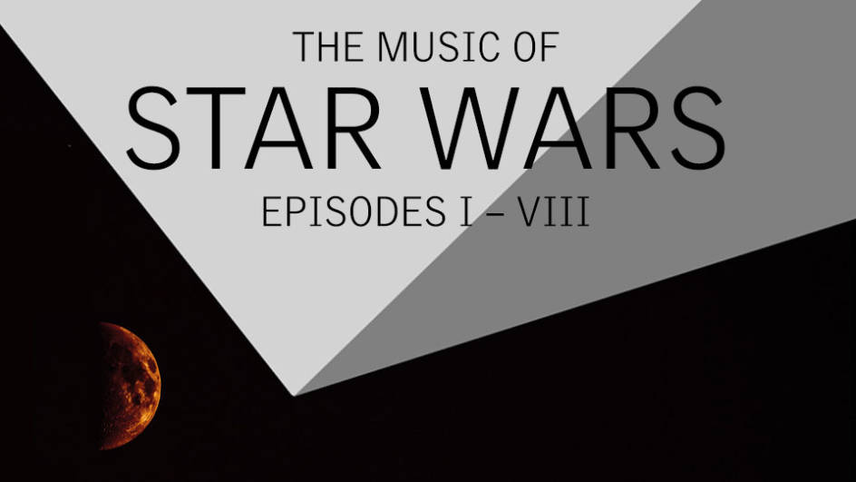 The Hallé: The Music Of Star Wars Episodes I – VIII