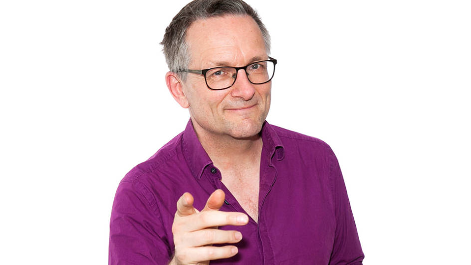 Dr-Michael-Mosley-The Bridgewater Hall