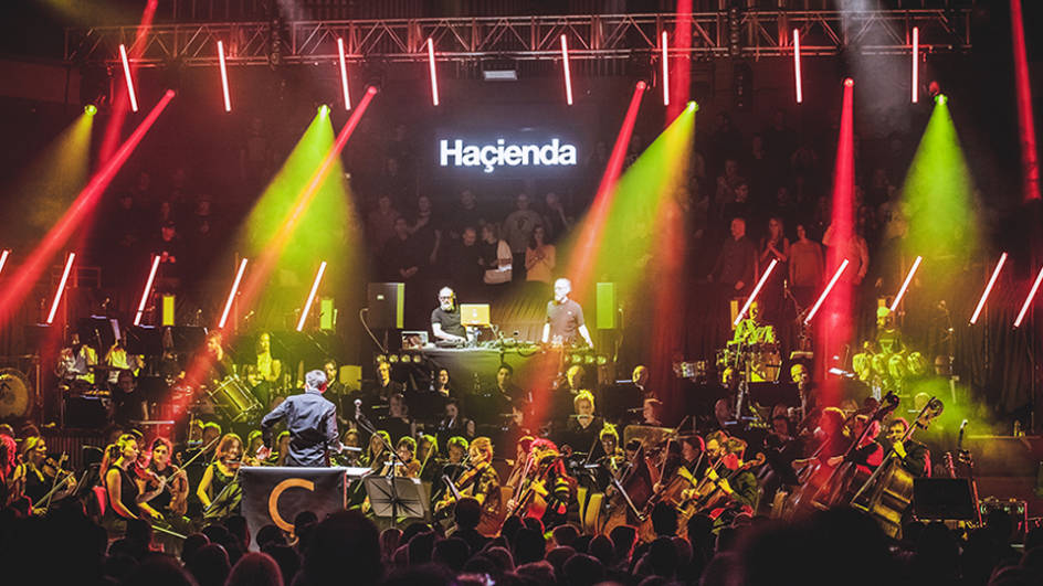 Hacienda Classical - The Bridgewater Hall - September 2018