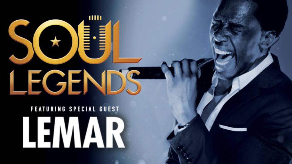 The Bridgewater Hall - Soul Legends - February 2019