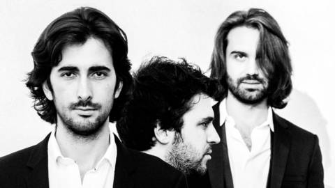 The Bridgewater Hall - Zadig Trio - September 2018