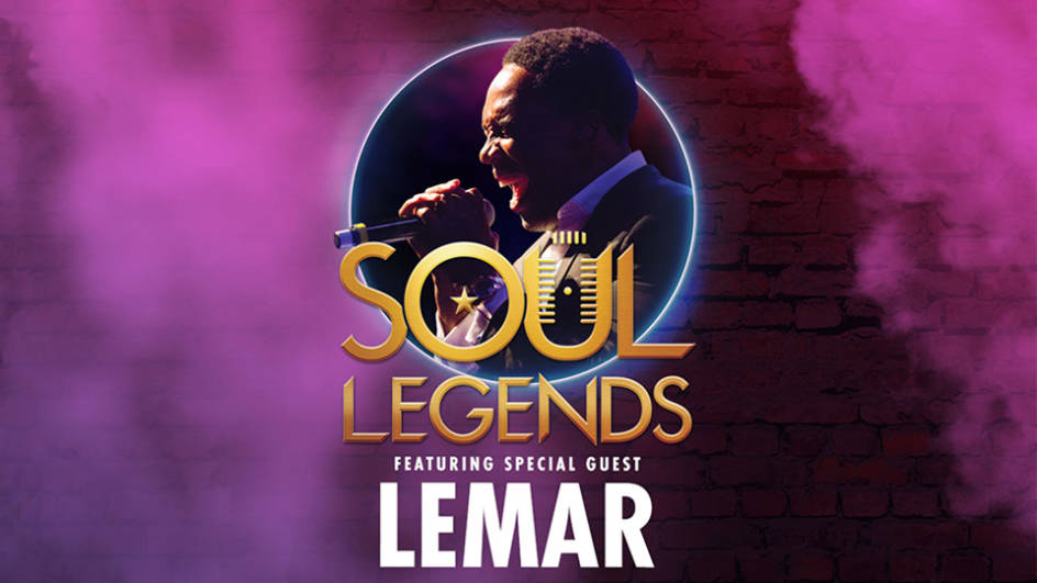 Soul Legends featuring Lemar - The Bridgewater Hall