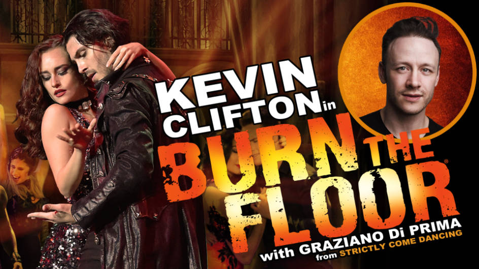 The Bridgewater Hall - Burn the Floor - April 2019