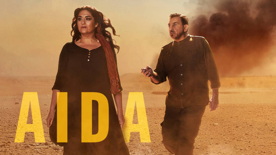 Aida - The Bridgewater Hall 2019