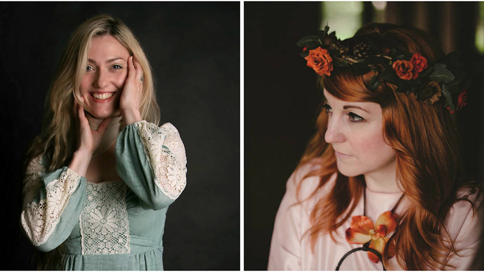 Little Sparrow and Elfin Bow