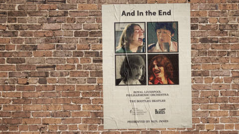 The Bridgewater Hall - And In The End - 2019